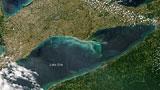 Eriesee, Foto: NASA