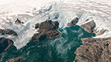 Greenland's lesser known glaciers, Foto: NASA