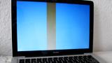 Verbreiteter Displayfehler bei Mac Books, Foto: Sc